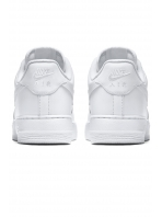"Buty Nike Air Force 1 '07 ""All White"" - 315122-111"