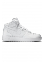"Buty Nike Air Force 1 Mid 07 ""All White"" - 315123-111"