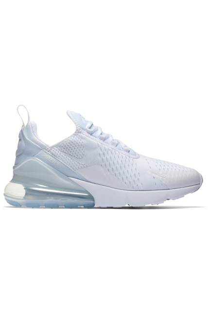 "Buty Nike Air Max 270 ""Triple White"" - AH6789-102"