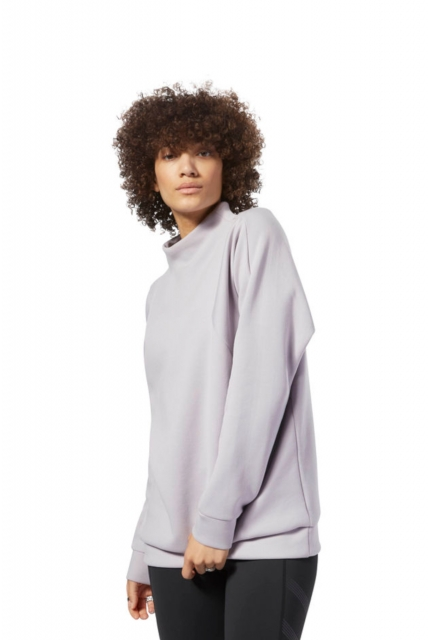 Bluza Reebok Training Supply Crew - CY4985