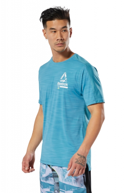 Koszulka Reebok Training ACTIVCHILL Graphic - DP6552