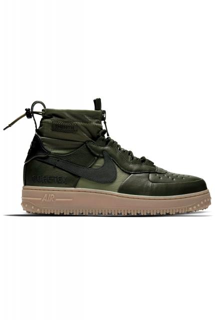 Buty męskie Nike AIR FORCE 1 WINTER GTX GORE TEX CQ7211 300
