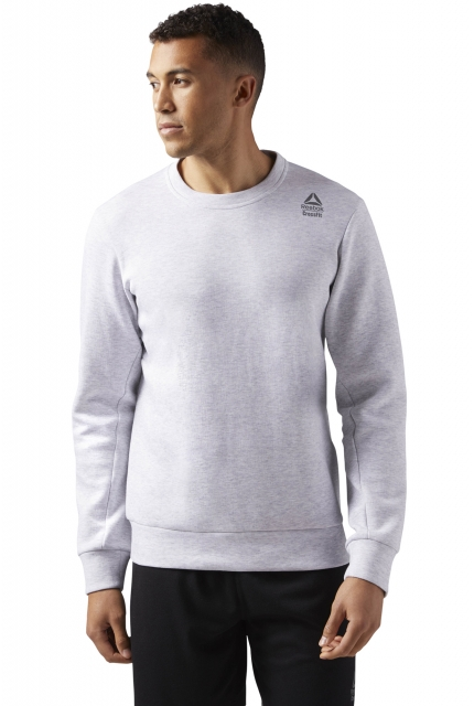 Bluza Reebok CrossFit Double Knit Crew Neck - CD4477
