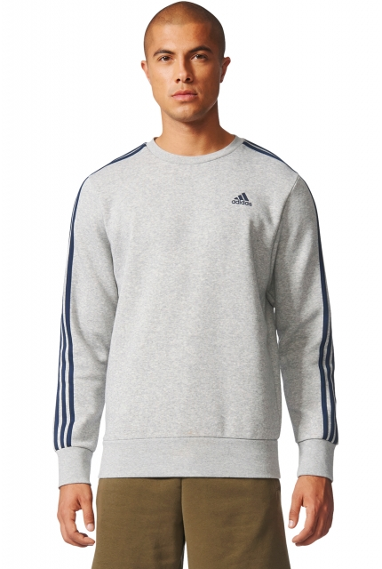 Bluza adidas Essentials 3-Stripes Crew - BQ9642