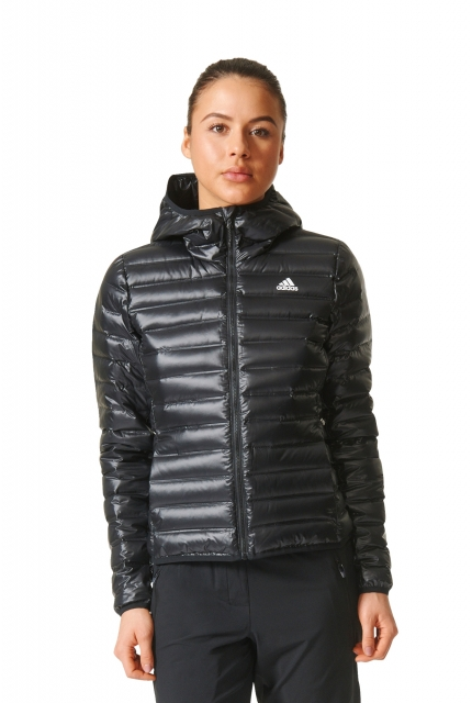 Kurtka adidas Varlite Hooded Down Jacket - BQ1968