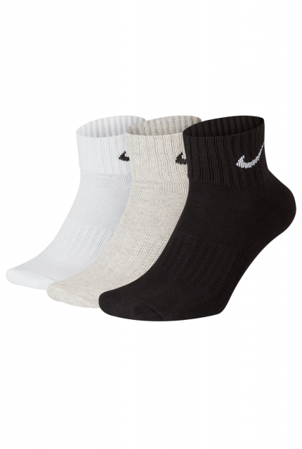 Skarpety Nike Cushion Quarter 3-pary - SX4926-901