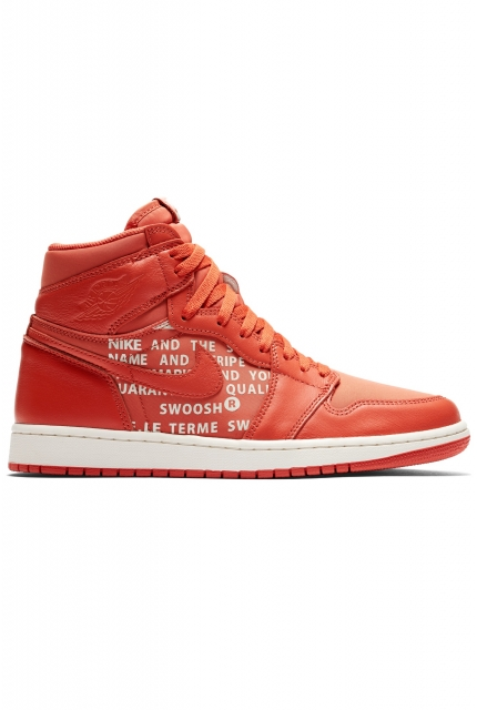 Buty Air Jordan 1 Retro High OG - 555088-800
