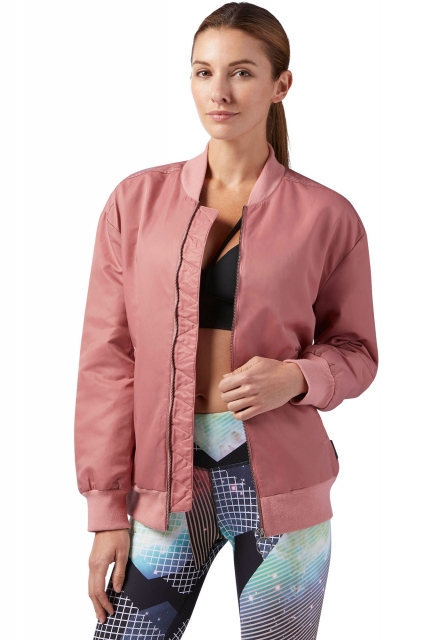 Kurtka Reebok Studio Favorites Bomber - BR8983