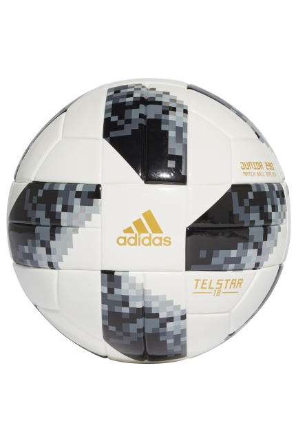 "Piłka adidas World Cup 2018 ""Telstar"" Junior J290 - CE8147"