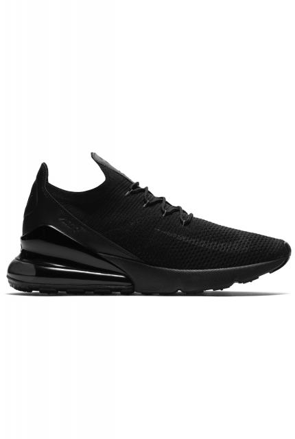 "Buty Nike Air Max 270 Flyknit ""Black"" - AO1023-005"