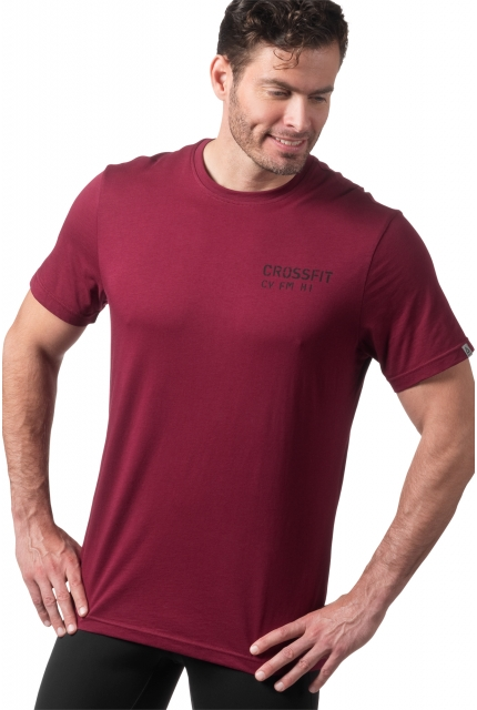 Koszulka Reebok CrossFit Mess You Up - DH3689