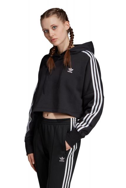 Bluza adidas Originals Polar Fleece Crop Top