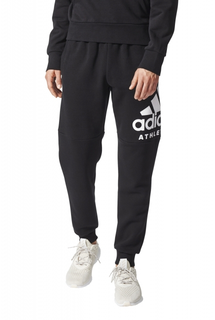 Spodnie adidas Sport ID Branded Tapered - BP5437