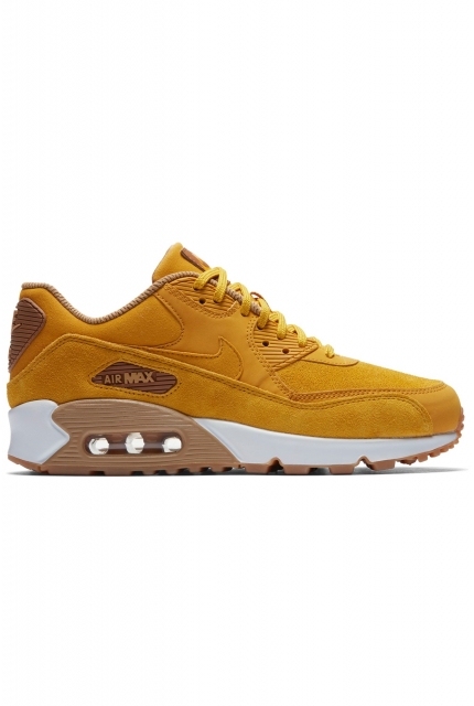 "Buty Nike Air Max 90 SE ""Mineral Yellow"" - 881105-700"