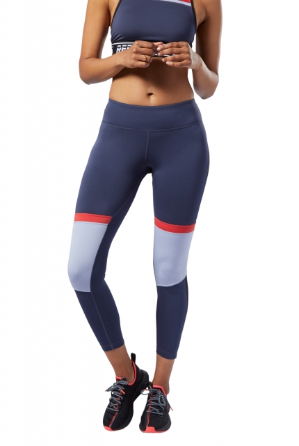 Legginsy Reebok Meet You There Panelled - EC2434
