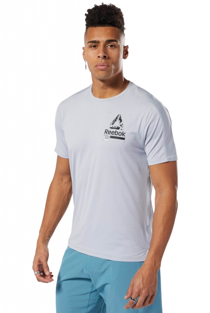 Koszulka Reebok Training ACTIVCHILL Graphic - DU3937