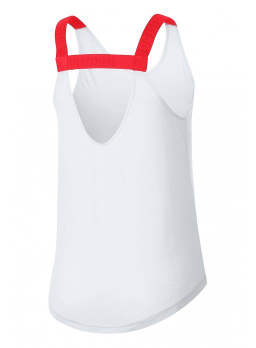 1baa9263d8c323 Bezrękawnik Nike Breathe Elastika GRX - 889128-101   Bezrękawniki ...