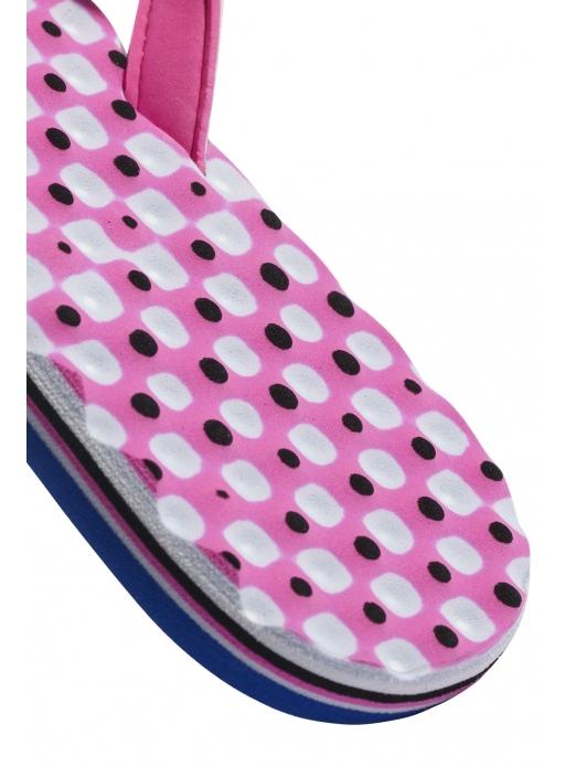 big sale 1d39c cc124 ... Klapki adidas Eezay Dots - CG3552 ...