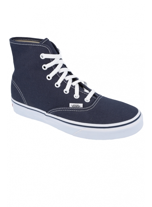 "Buty Vans Authentic Hi ""Navy"" - VRQFNWD"