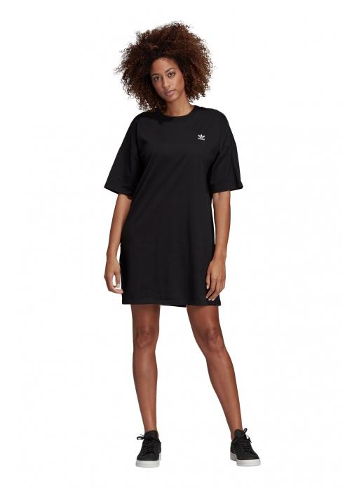 8ccf1abcb Sukienka adidas Originals Trefoil - DV2607 / Sukienki / Odzież ...